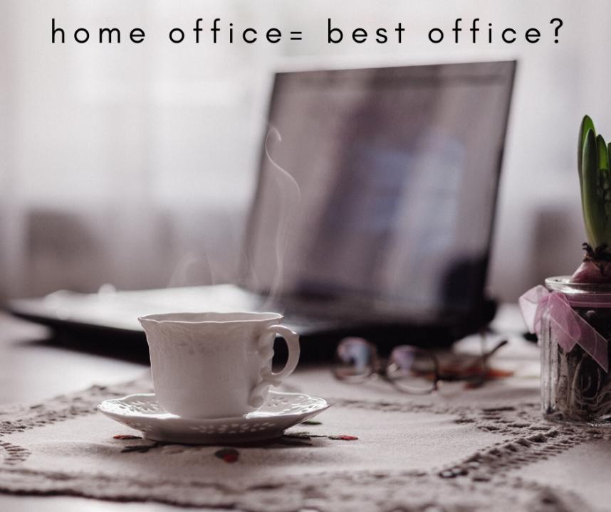 """Kto dziś na """"home office""""?"""